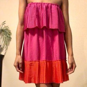 Dresses - Bright colored dress